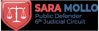 Sara Mollo, Sixth Judicial Circuit